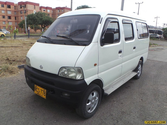 Chana Star Van Mt 1100 Cc Aa