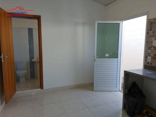 Casa À Venda, 20 M² Por R$ 235.000,00 - Jardim Do Alvinópolis - Atibaia/sp - Ca4664