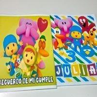 Libritos Para Colorear Por 30 Unidades Cualquier Tematica