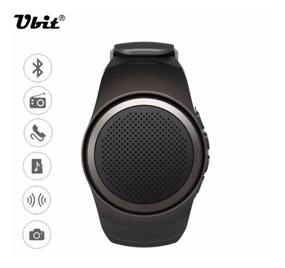 Relogio Som Esportivo - Ubit B20 Fitness Bluetooth +sd 12483
