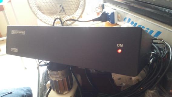 Distribuidor Video Audio Transcortec Dv150 05 Saídas