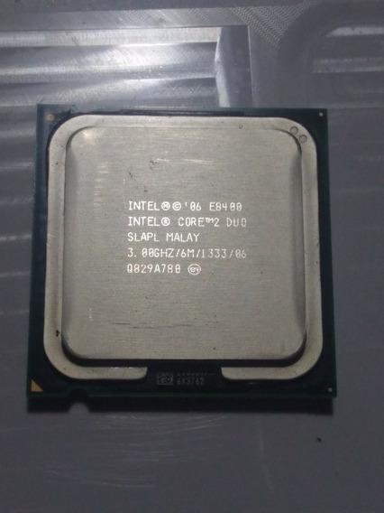 Processador Core² Duo E8400 3.00ghz Lga 775