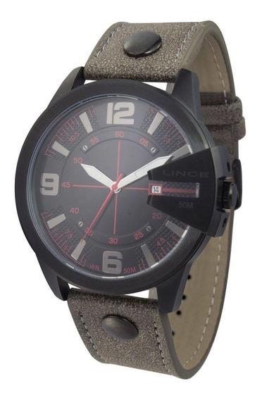 Relógio Masculino Lince Mrc4485s/p2nx - Preto