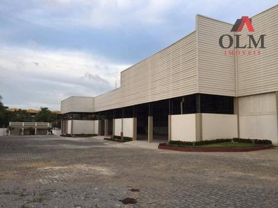 Centro De Logística Para Locação, Jacarecanga, Fortaleza. - Ga0001