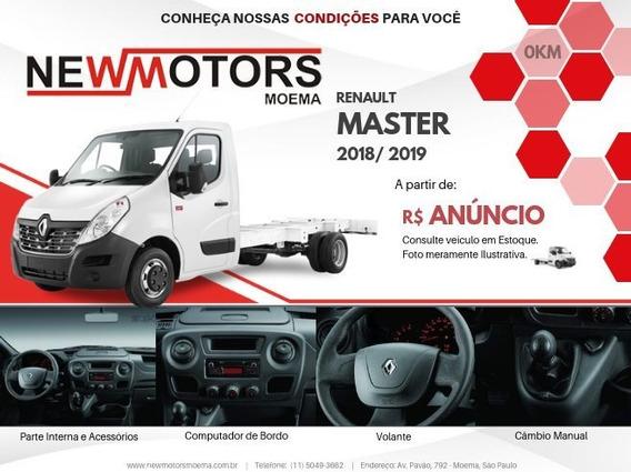 Renault Master 2.3 Dci Diesel Chassi-cabine L2h1 2p Manual