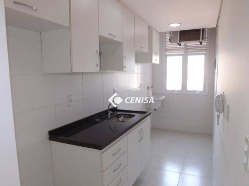 Imagem 1 de 30 de Apartamento Com 3 Dormitórios À Venda, 67 M² - Edifício Ana Maria - Indaiatuba/sp - Ap0981