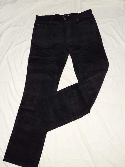 U F O Pantalon Corderoy Vintage Tiro Bajo 1107 2514