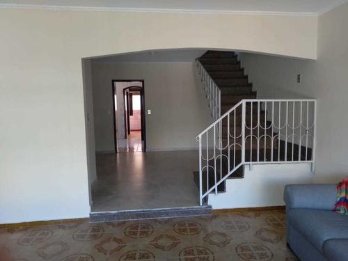 Ótima Casa Para Alugar No Bonfiglioli - Fl46