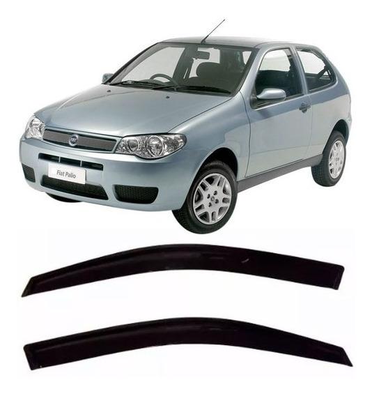 Calha Chuva Palio Hatch G4 2008 2009 2010 2011 2 Portas