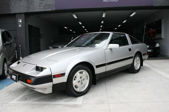 Nissan 300zx 1985 Automatico Placa Preta