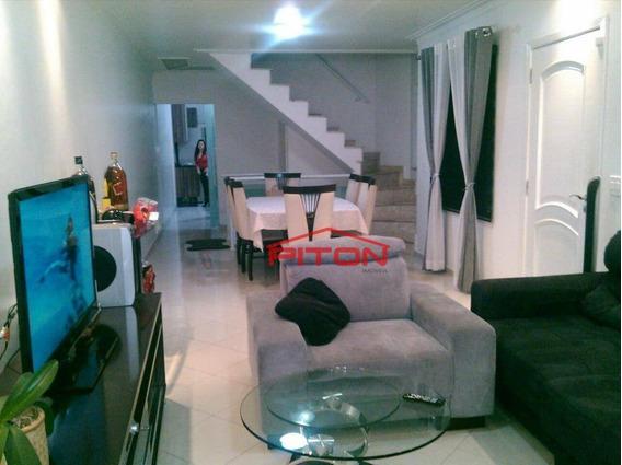 Sobrado Com 3 Dormitórios À Venda, 224 M² Por R$ 900.000 - Vila Maria Alta - São Paulo/sp - So2398