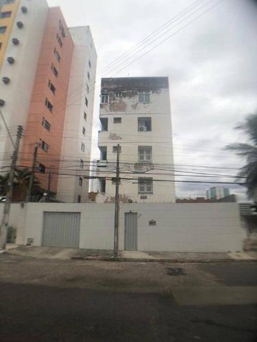Imagem 1 de 12 de Apartamento Com 3 Quartos À Venda, 82 M²,  Financia - Papicu - Fortaleza/ce - Ap1913