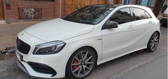 Mercedes Benz Amg A45 381 Cv - No M2 / Rs3 / S3