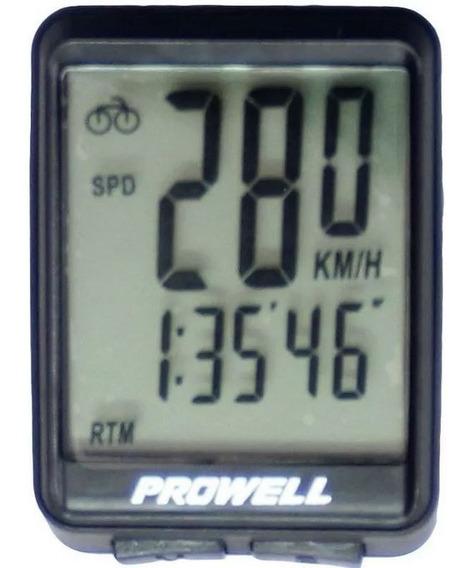 Velocímetro Wireless Prowell Pw-fw507