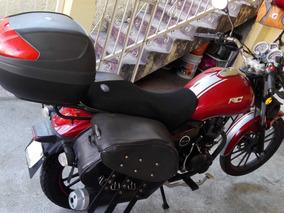 Italika Rc 150 Roja Choper