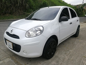 Nissan March Active 1.6 Mec. Mod. 2017 (373)