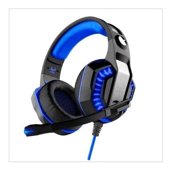Headset Gamer Pc Fone Ouvido Para Ps4, Ps3, Pc, Xbox