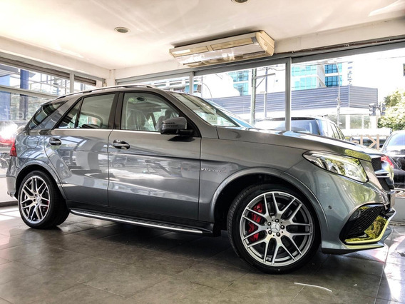 Mercedes Benz Gle S 63 Amg 2018 585hp V8 Charliebrokers