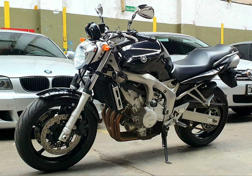 Permuto Por Camioneta!!! Yamaha Fazer Naked 600 Cc Impecable