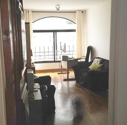 Imagem 1 de 15 de Apartamento Amplo De 3 Quartos À Venda No Jardim Paulista - Apa31469