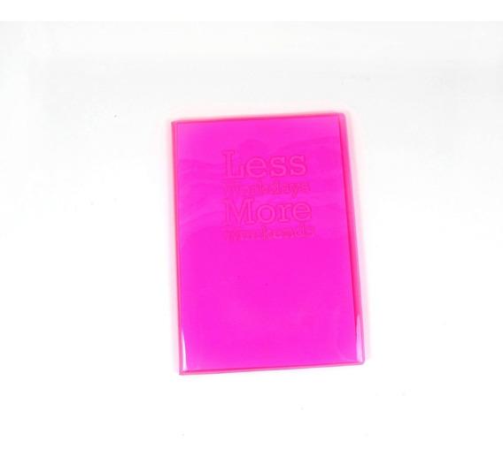 Cuaderno Con Frase Hoja A5 160 Hojas Regalo Souvenir Moda