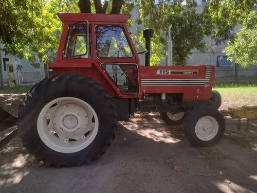 Tractor Agrícola Usado Fiatagritec115 Motor Reparado A Nuevo