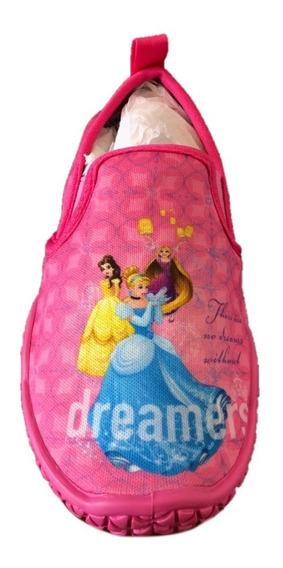 Zapato Para Alberca Niña Princesas Disney
