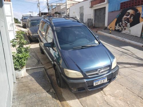 Chevrolet Zafira 2006 2.0 Comfort Flex Power 5p
