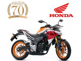 Honda Cb190 Repsol 2017 0km Avant Motos Entrega Inmediata