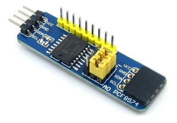 Modulo Expansor De Puerto I2c - Ideal Raspberry Pi - Arduino