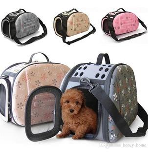 Bolso Transportador Porta Mascotas Antigolpe Termico $um