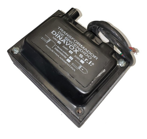 Imagen 1 de 2 de Transformador Encendido Calderas Quemadores 1 X 8kv Continuo