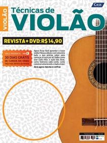 Revista Técnicas De Violão