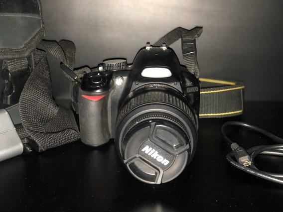 Cámara Digital Nikon D3100