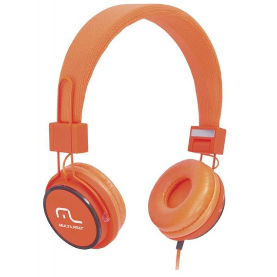 Fone De Ouvido Headphone Head Fun Microfone P2 Hifi