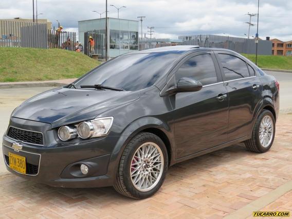 Chevrolet Sonic Lt Mt 1600cc Ct Aa