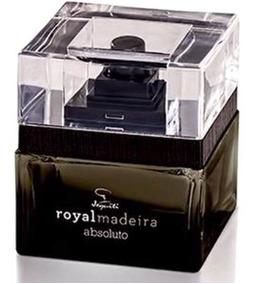 Perfume Royal Madeira Absoluto 75ml Original