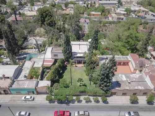 Casa Sola En Venta Saltillo Centro
