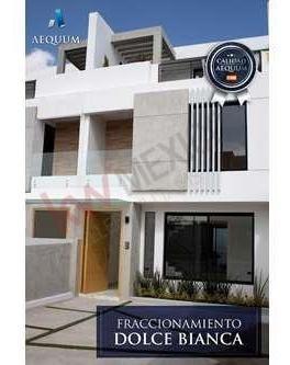 Casa Nueva En Puebla A 5 Min De Vw