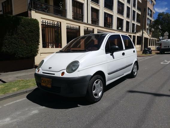 Daewoo Matiz 2002 Mt 0.8l 4x2