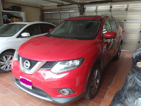 Nissan X-trail 2.5 Advance 2 Row Mt 2015