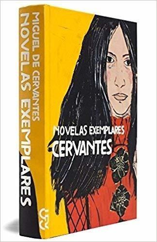 Novelas Exemplares (português) Capa Dura Cosac & Naify