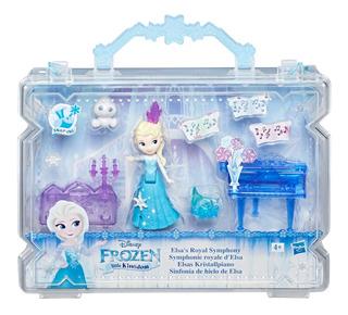 Hasbro Little Kingdom Frozen En Valija Originales