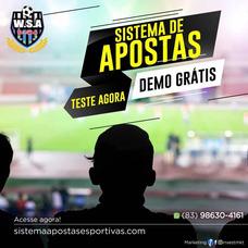 Sistema Aposta Esportiva Futebol Online + App Android