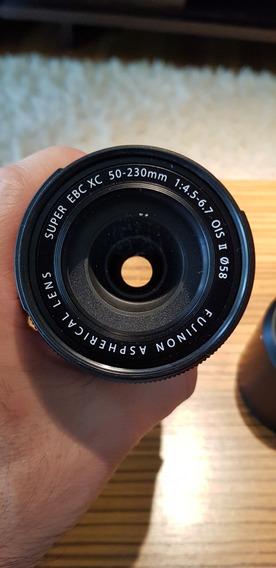 Lente Fuji Xc 50-230mm