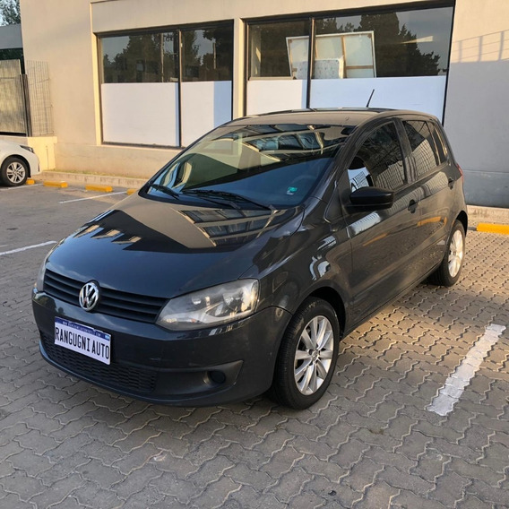 Volkswagen Fox Motor 1.6 Comfortline 2012 5 Puertas