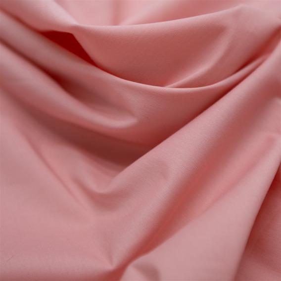 Tecido Tricoline Com Elastano Rosa Pêssego