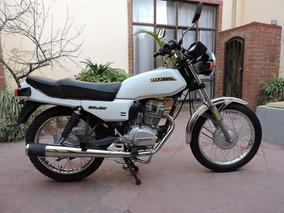Honda Cgl 125 Tool Blanca