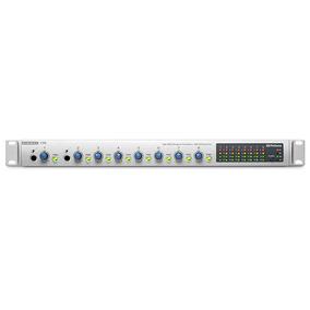 Pré Amplificador Presonus Profissional Digimax D8 8 Canais