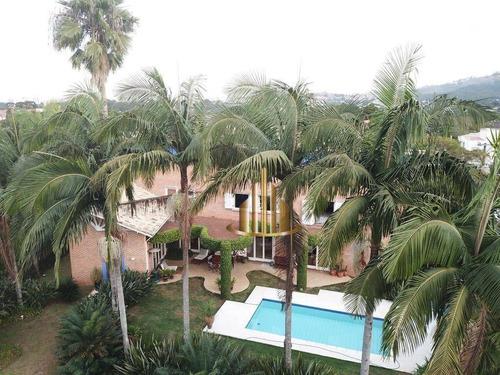 Casa Com 4 Dormitórios Sendo 2 Suítes À Venda, 500 M² Por R$ 2.500.000 - Alphaville 12 - Santana De Parnaíba/sp - Ca1983